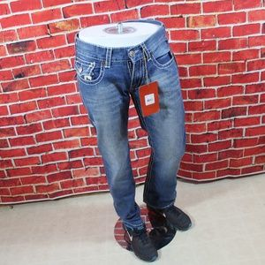 NWT Men's  Billy True Religion Jeans MSRP 363.00